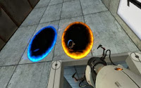 Portal Macerası Oyunu