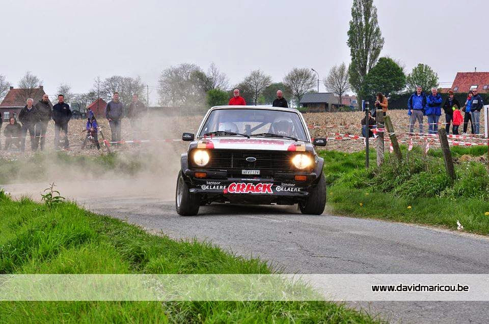 TAC Rally Tielt 2014