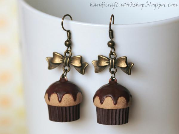 Babeczki waniliowo-czekoladowe