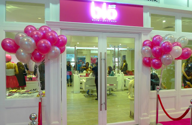 Elevating the art of hairdressing blo blow dry bar opens for Blo hair salon