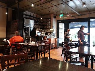 Lau's Family Kitchen, Acland Street, St Kilda
