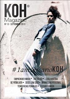 KOH Magazine, moda, tendencias, bloggers