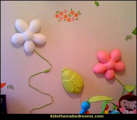 ... Flower Wall Lights Light Gallery Light Ideas Decorating Theme Bedrooms  Maries Manor Baby Girl Garden Nursery 2529255726632g Ikea Smila ...