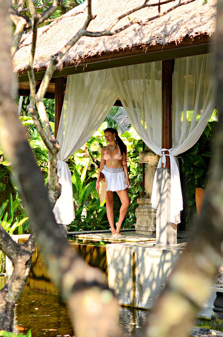 Tamara Chloé, Hunkemoller, Sylvie Collection, Beachwear, Flash tattoo, Myca Couture, Bali, Indonesia, Lagian beach Hotel