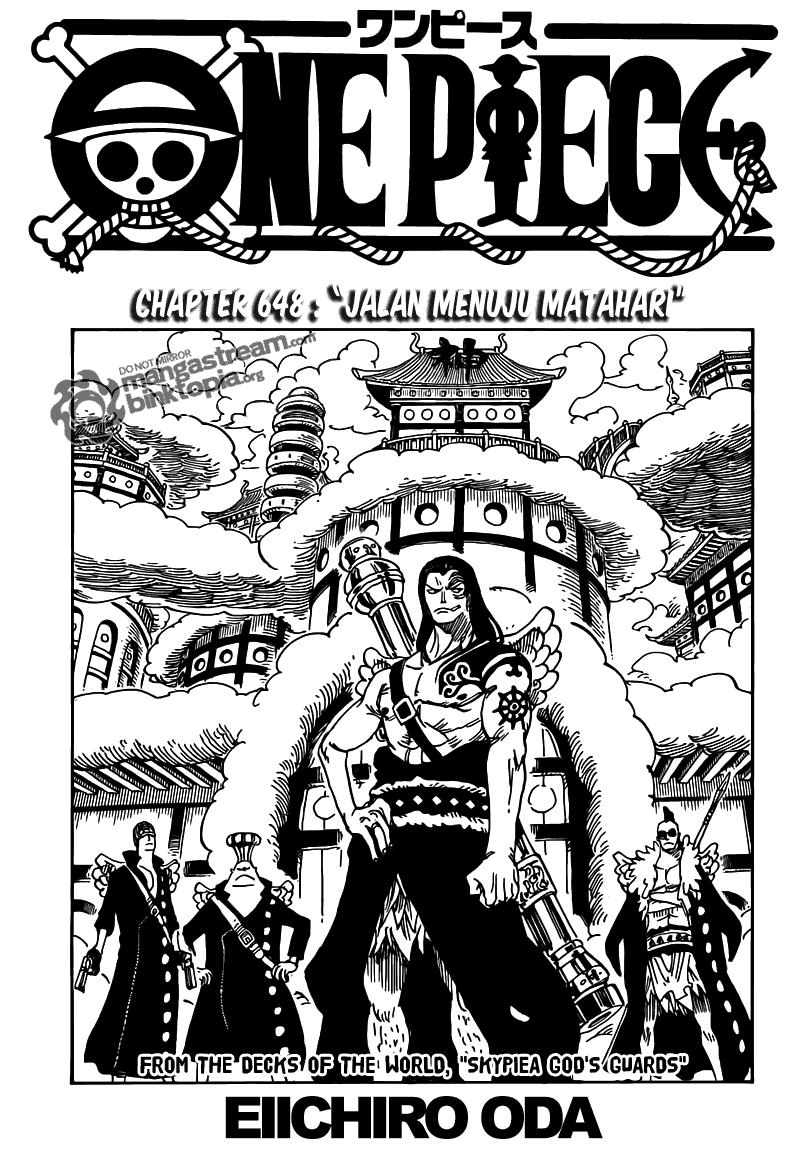 Baca Manga, Baca Komik, One Piece Chapter 648, One Piece 648 Bahasa Indonesia, One Piece 648 Online