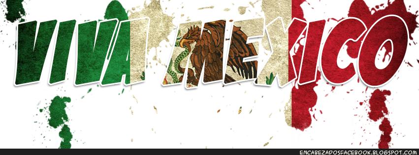 Viva mexico portada facebook