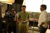 Oohalu Gusa Gusalade movie Working stills-thumbnail-12