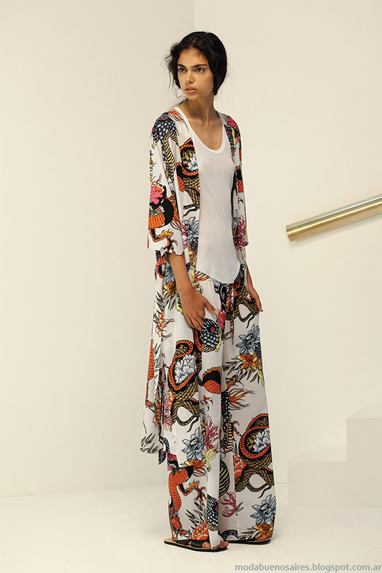 Moda primavera verano 2016 ropa de mujer María Cher.