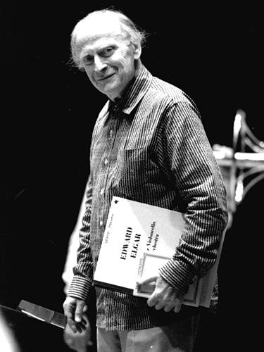 Yehudi Menuhim. 1985