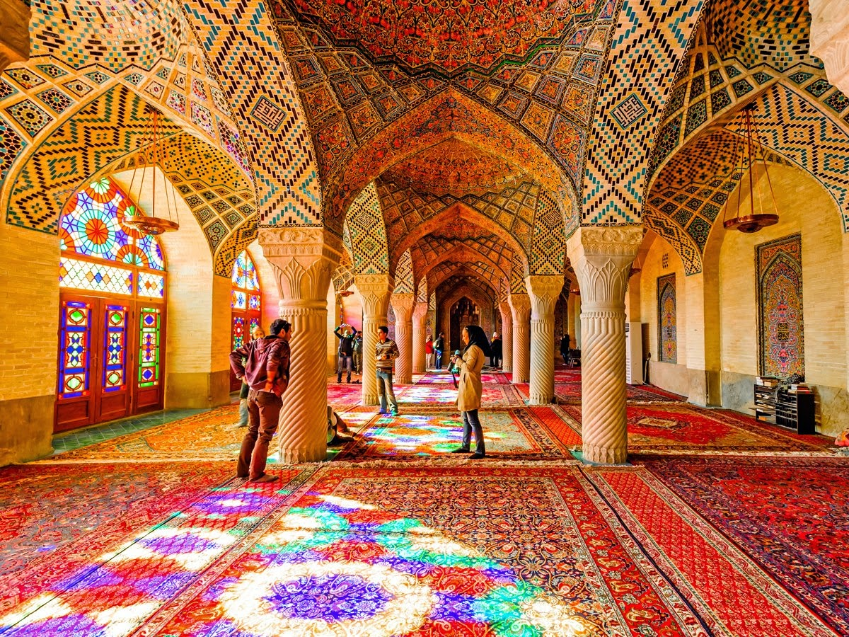 Beautiful places to visit in Iran