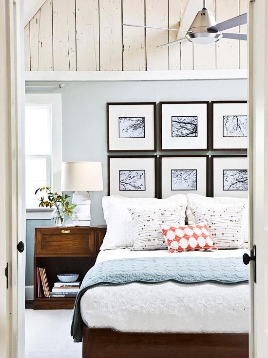 Excelentes ideas para una cama de lujo casa haus Bhg s