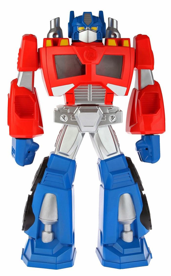 Toy Fair 2014 Transformers Rescue Bots Nova Wave Traz