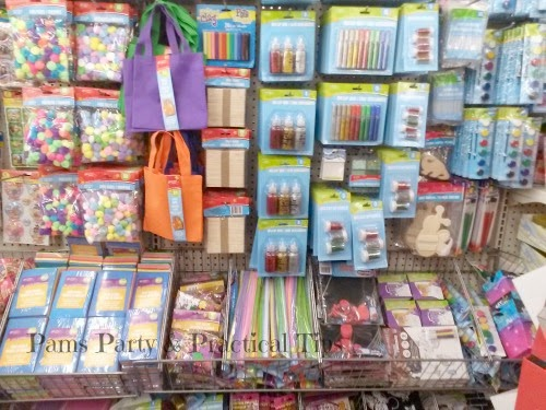 Craft Supplies, Party Supplies