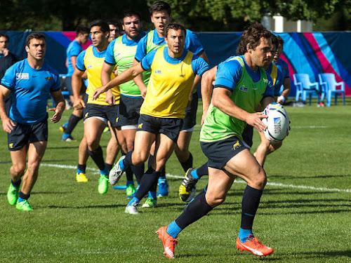 #RWC2015: Formación de Los Pumas para el debut