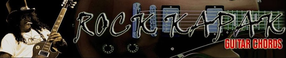 Rock Kapak Guitar Chords And  Free Mp3 Download