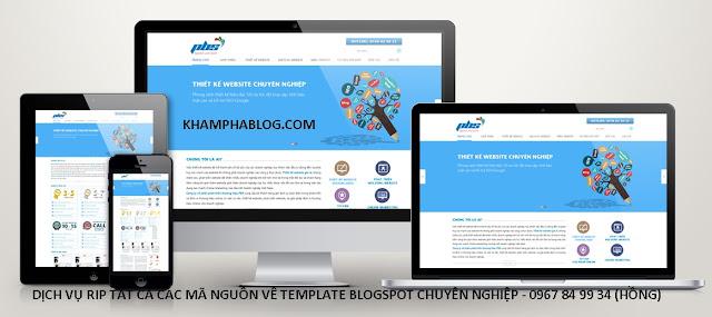 rip template blogspot