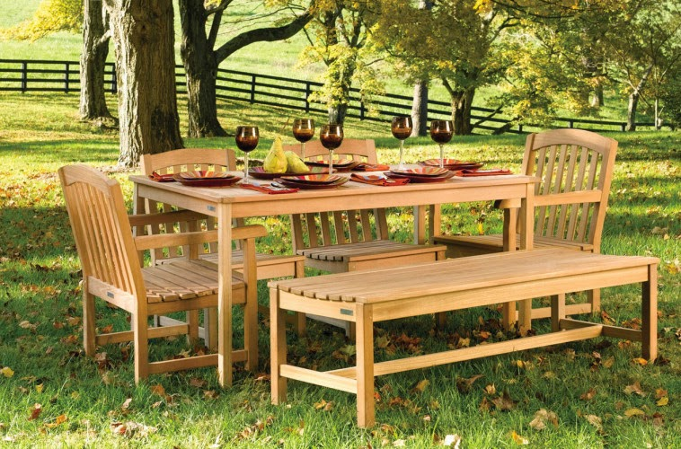 Alarga la vida de tus muebles de jardín · ElMueble  - imagenes de muebles de madera para jardin