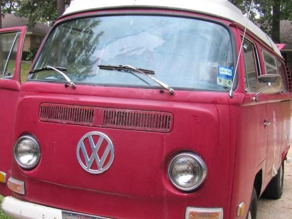 1971 VW Westfalia Camper Van | VW Bus