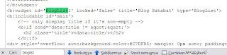 Pencarian Kode HTML
