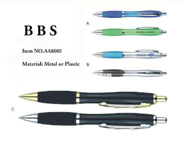 Ballpoint Pen Names3