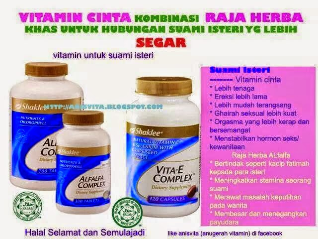 Set Vitamin Kasih Sayang