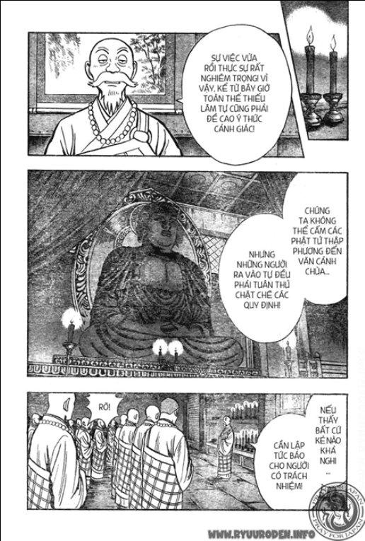 Hoàng Phi Hồng Phần 4 chap 54 Trang 3