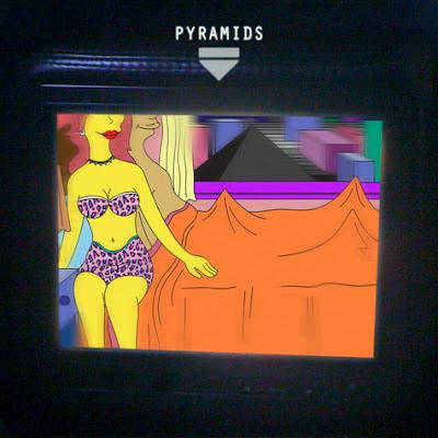 Frank Ocean - Pyramids Lyrics