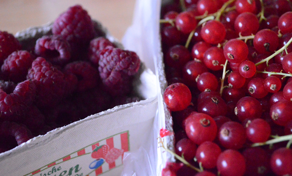 summer fruits to preserve