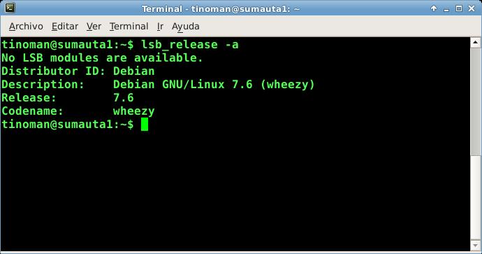 Actualizar Debian Gnu/Linux 7.5 a 7.6