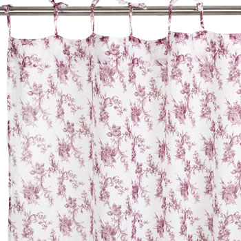 Como embellecer las ventanas audrey de extrarradio - Estor con cortina ...