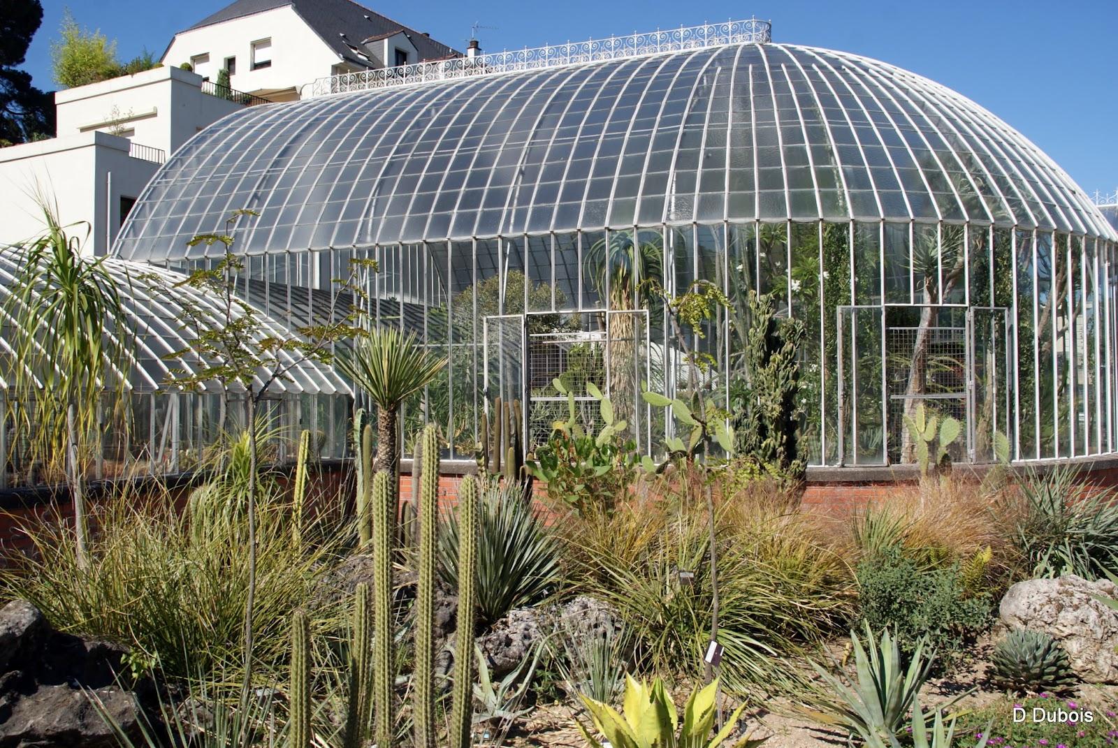 Le jardin des plantes Nantes /2 | Détours de France.