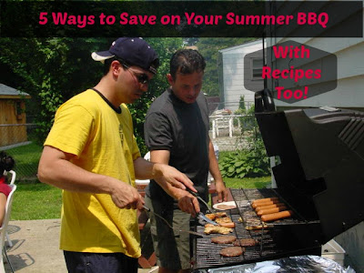 5 Ways to Save on Your Summer BBQ