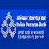 Indian Overseas Bank Recruitment Notification 2014 | Chennai