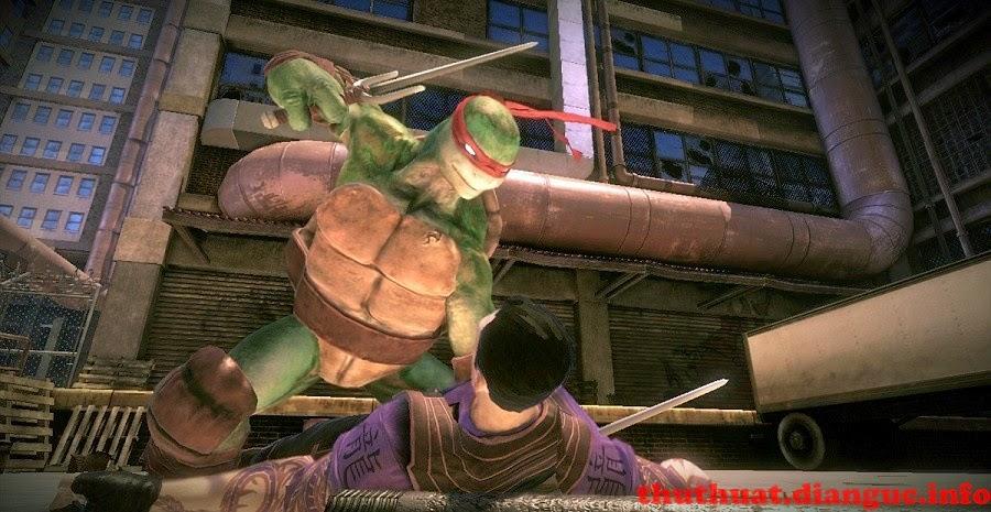 Dowload Teenage Mutant Ninja Turtles mới nhất