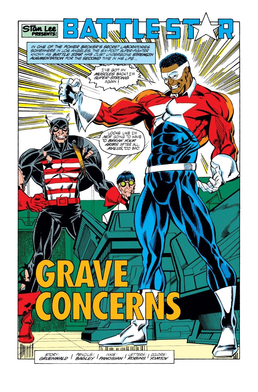 Captain America (1968) Issue #378 #311 - English 18