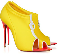 Christian Louboutin Snorkeling Boots $895