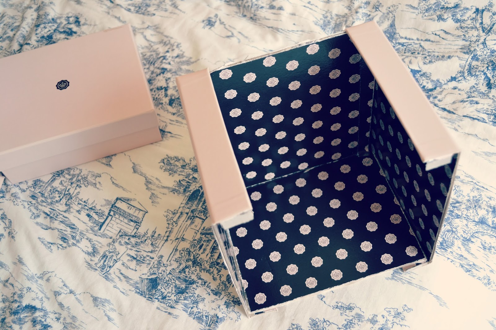 glossybox diy chest of drawers hand made