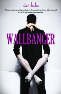 Book Spotlight + Giveaway – Wallbanger by Alice Clayton