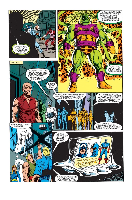 Captain America (1968) Issue #399 #338 - English 11