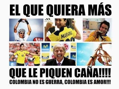 Colombia lo mejor