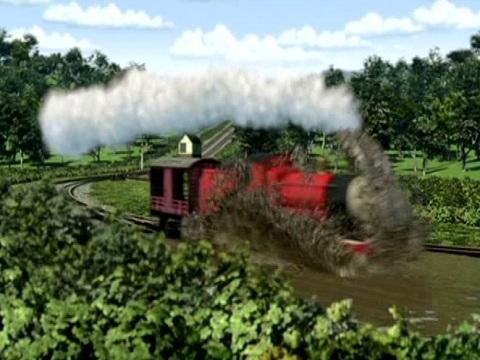 Thomas the Train Muddy Matters