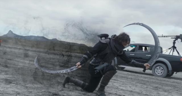 Hình ảnh phim Siêu Chiến Binh