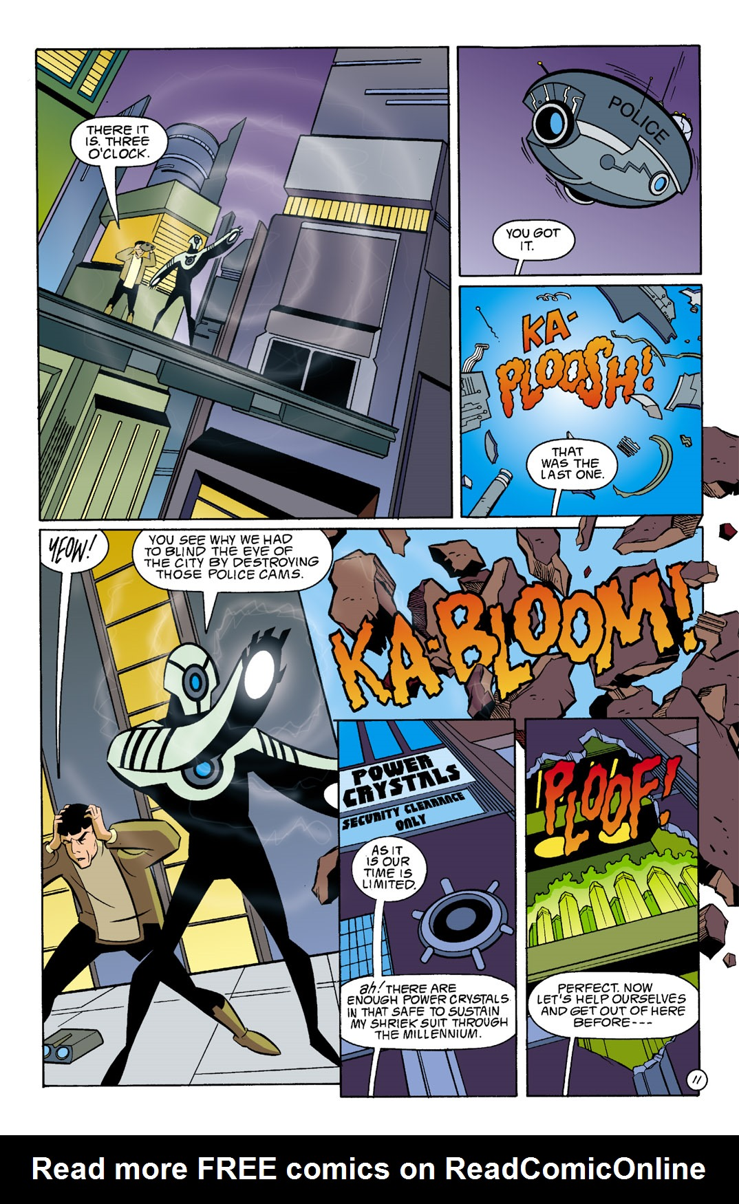 Batman Beyond [II] Issue #5 #5 - English 12