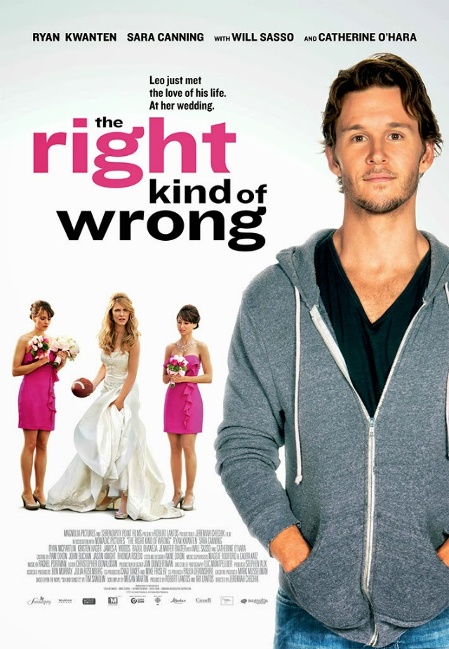 La película The Right Kind of Wrong