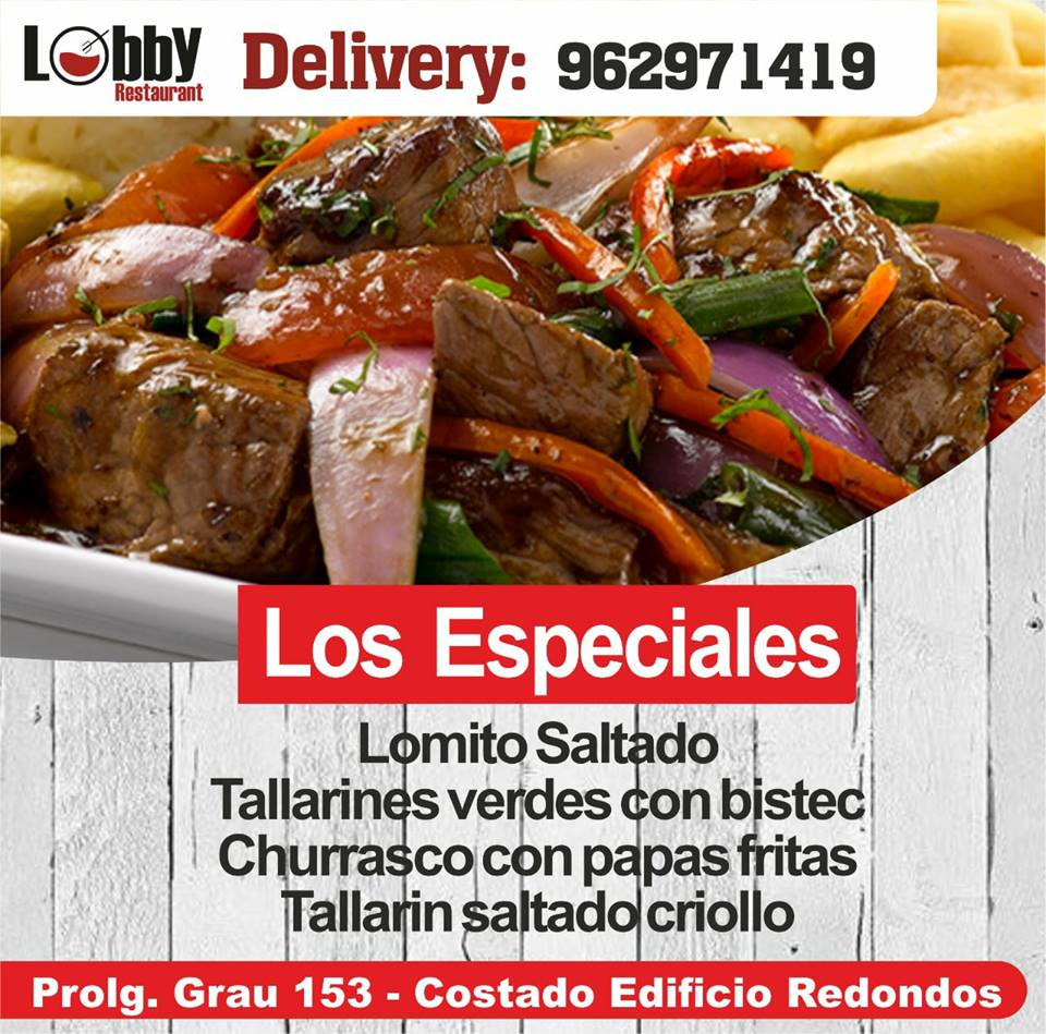 LOOBY RESTAURANT DELIVERY