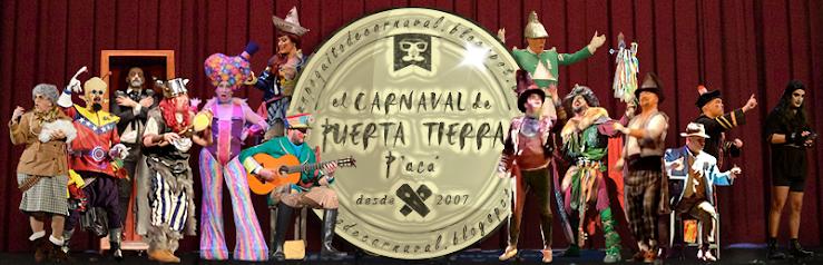 """""""El carnaval de Puerta Tierra p'acá"""""""
