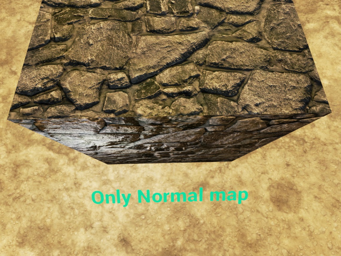 Normal map 2