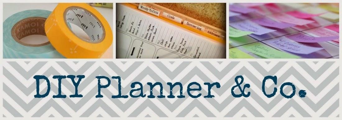 DIY Planner & co.