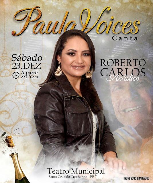 Paula Voices Canta Roberto Carlos