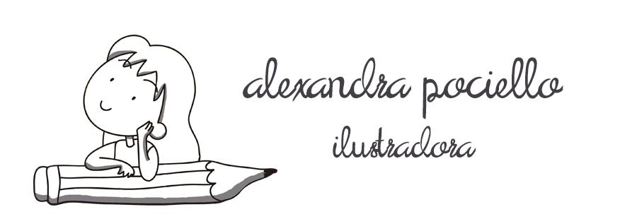 alexandra pociello ilustradora